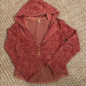 Free People Cotton Jacket